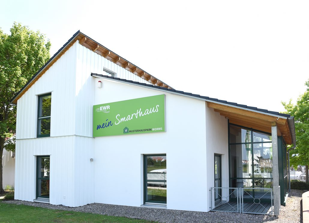 Smarthaus-Technik live erleben im Musterhauspark Worms, Kirschgartenweg 1, 67549 Worms