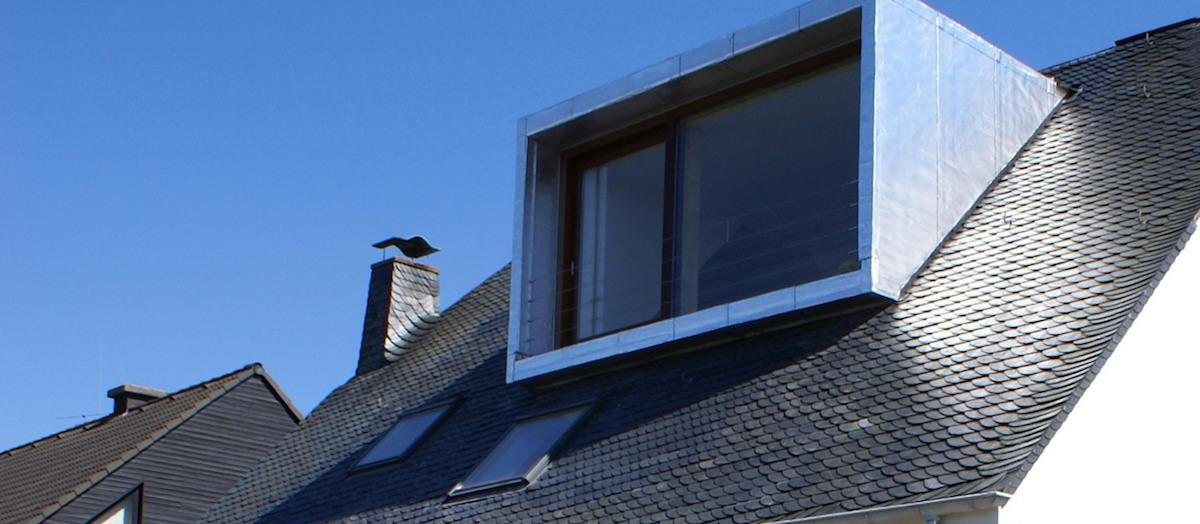 Flachdachlösung für Dachfenster von Icopal