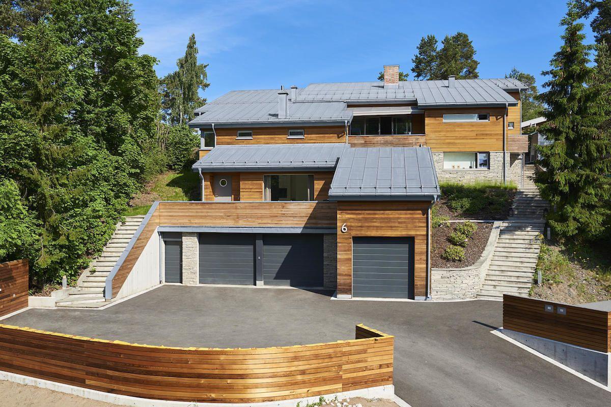 Dach mit Titanzink-Eindeckung von Rheinzink