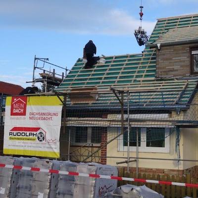 Dach ohne Dachziegel