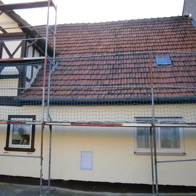 Dieses Dach benötigt eine neue Dacheindeckung