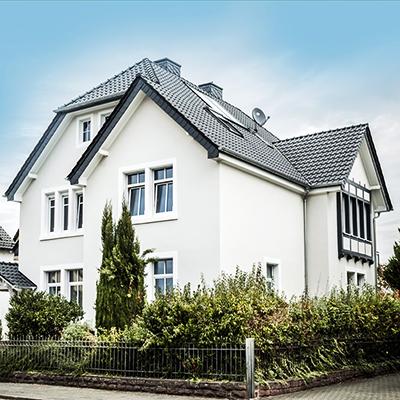 Neu gedecktes Dach von MeinDach-Partnerbetrieb